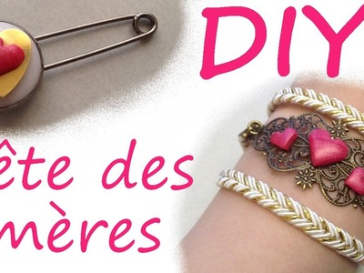 DIY #10 - Deux idées de cadeaux pour la fête des mères ! Avec PimPomPerles.fr