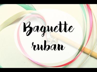 [KIT DIY CADEAUX] Baguette ruban
