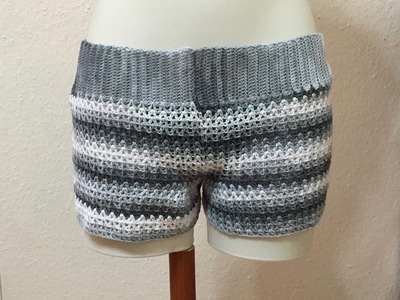 Tuto Short au crochet