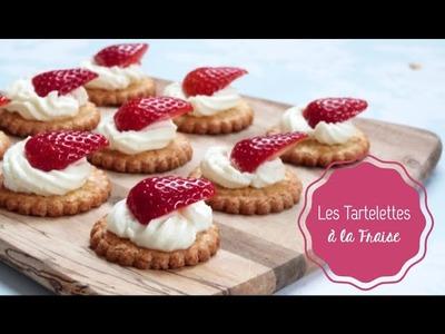 DIY Cuisine ♡ Les Tartelettes à la Fraise