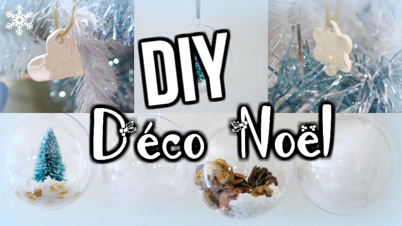 DIY Déco Noël Sapin