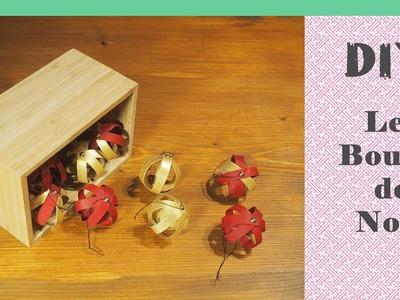 DIY - Faire des Boules de Noël soi-même