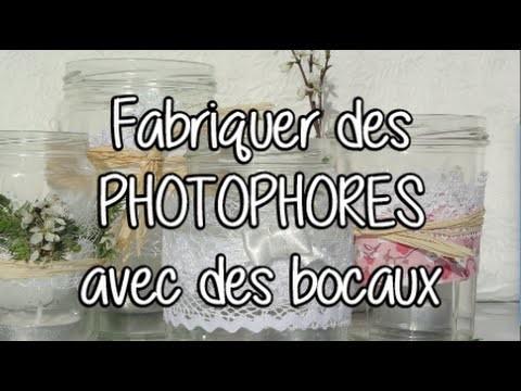 DIY Photophores avec des bocaux