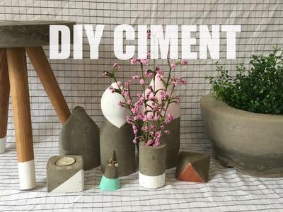 DIY ciment!