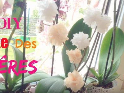 DIY - Bouquet de Fleur Pour la Fête des Mères