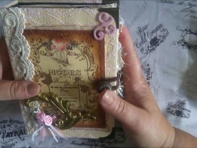 Swap Junk Journal Craft Malaika