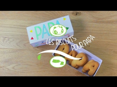 The Daily Craft : les biscuits papa