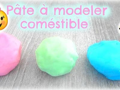 DiY ♡ Pâte à modeler coméstible