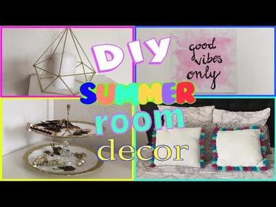 DIY | 4 décorations pour l'été