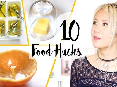 10 ASTUCES cuisine à savoir ! (Food hacks)
