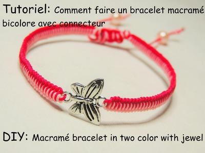 Bracelet rainbow loom bracelet double bracelet - Comment faire un porte bracelet ...