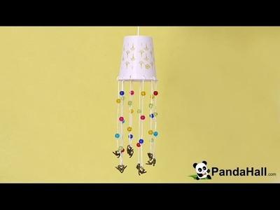 Vidéo 25 DIY un artisanat avec tasse de papier et perles