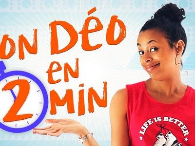Hey Titou : mini-DIY : déo facile ! (+ eng subs)