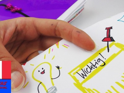 Idée DIY Filofax   Comment marquer ses rendez-vous? 7 petites idées de dessins pour Filofax   Facile
