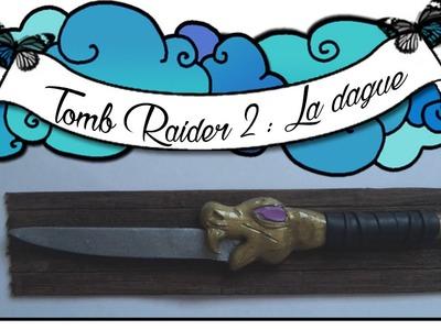TUTO POLYMÈRE TOMB RAIDER - Tomb Raider II - polymer clay Tomb Raider