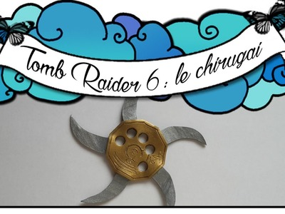 TUTO POLYMÈRE TOMB RAIDER - Tomb Raider VI - polymer clay Tomb Raider