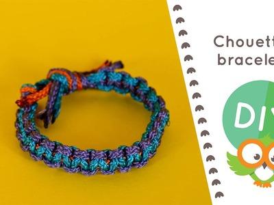 DIY Eclair # 20 : Faire ton bracelet brésilien