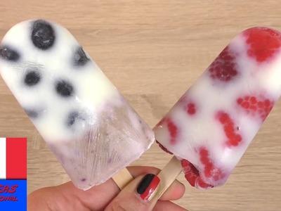 Deux idées DIY Glaces | A chaque fois 2 ingrédients - Super délicieux | Simple & Rapide pour l'été