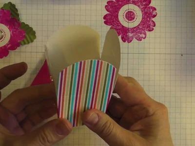 Marika Lemay - Technique de fausse crème à raser - www.lamagiedesetampes.com - Stampin'Up!