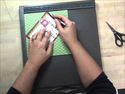 Stampin UP - Créer ses enveloppes