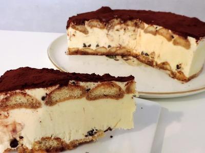 Recette du Tiramisu glacé - William's Kitchen