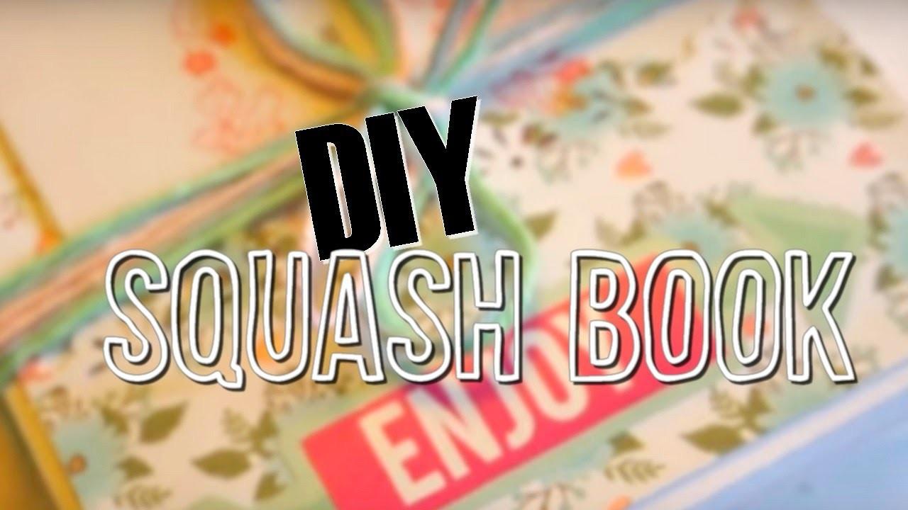 [ DIY n°10 ] : SQUASHBOOK. FLIPBOOK ♡