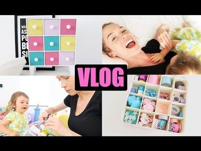 ❥ 119 - [ VLOG ] : JOURNEE ENTRE FILLE ! DECO & DIY !