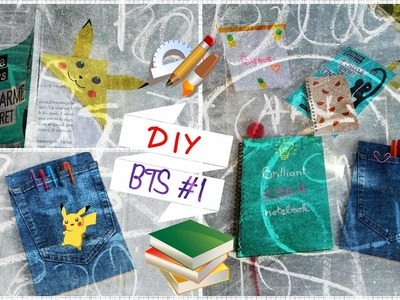 DIY Back to School - Personnaliser ses fournitures scolaires #1