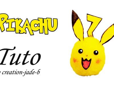 DIY Pokémon Pikachu ! ϟϟ