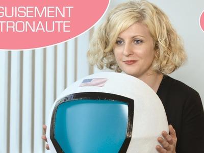 Déguisement astronaute - DIY