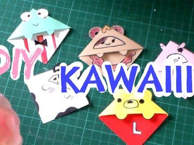 DIY 3- Marque page Kawaii ( partie 1)