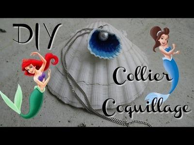 DIY || Un collier de sirène