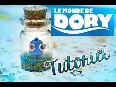 Bébé Dory - Monde de Dory, Tutoriel Polymer fimo