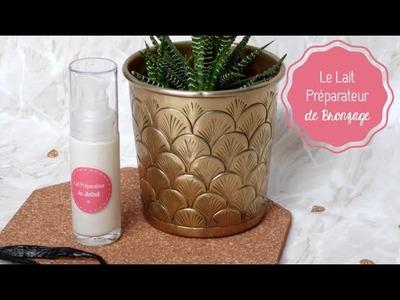 DIY Beauté ♡ Le Lait Préparateur de Bronzage
