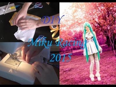 DIY - Make the cosplay of Miku Racing 2015 !