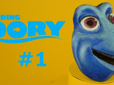 Fimo Dory - Finding dory polymer clay #1