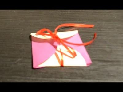 DIY : Comment faire une jolie boite cadeau | Gift Box