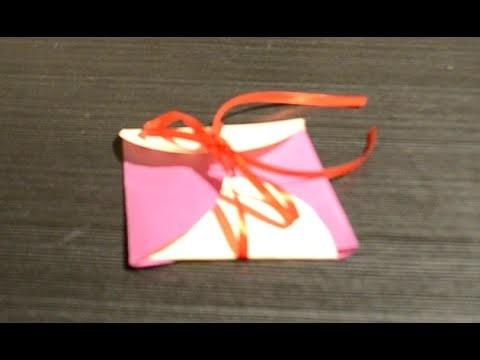 diy comment faire une jolie boite cadeau gift box. Black Bedroom Furniture Sets. Home Design Ideas