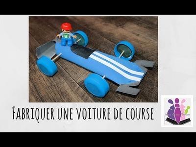 [DIY] Fabriquer une voiture de course en carton