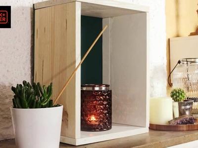 DIY - Comment fabriquer une niche décorative ?