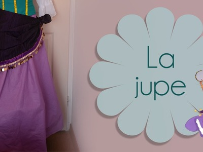 DIY Jupe longue. long skirt - Esmeralda