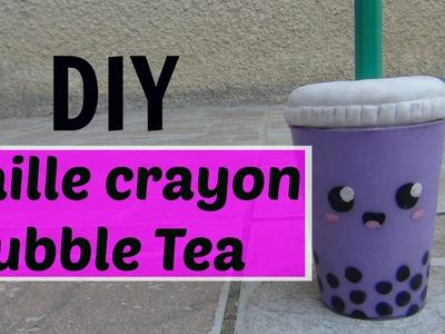 Diy-taille crayon Bubble Tea