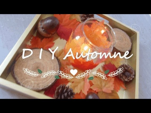DIY AUTOMNE ♡.FALL 2016.Made in ACTION