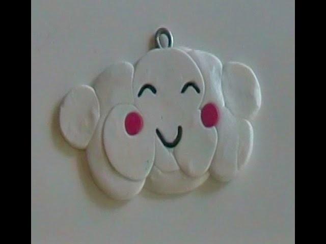 Top Making Tuto : Nuage KawaÏ Fimo - Kawaii Cloud Polymer Clay  かわいい    ^.^