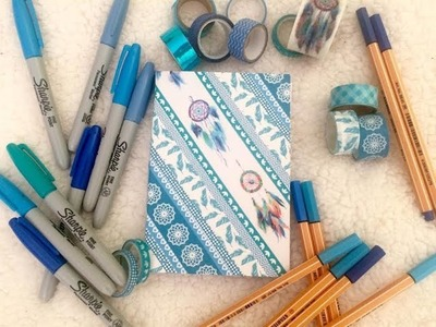 [Back to School] DIY - Fabriquer son carnet