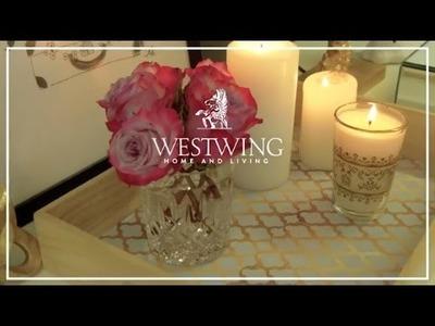 DIY plateau personnalisé et tendance – DIY Westwing France