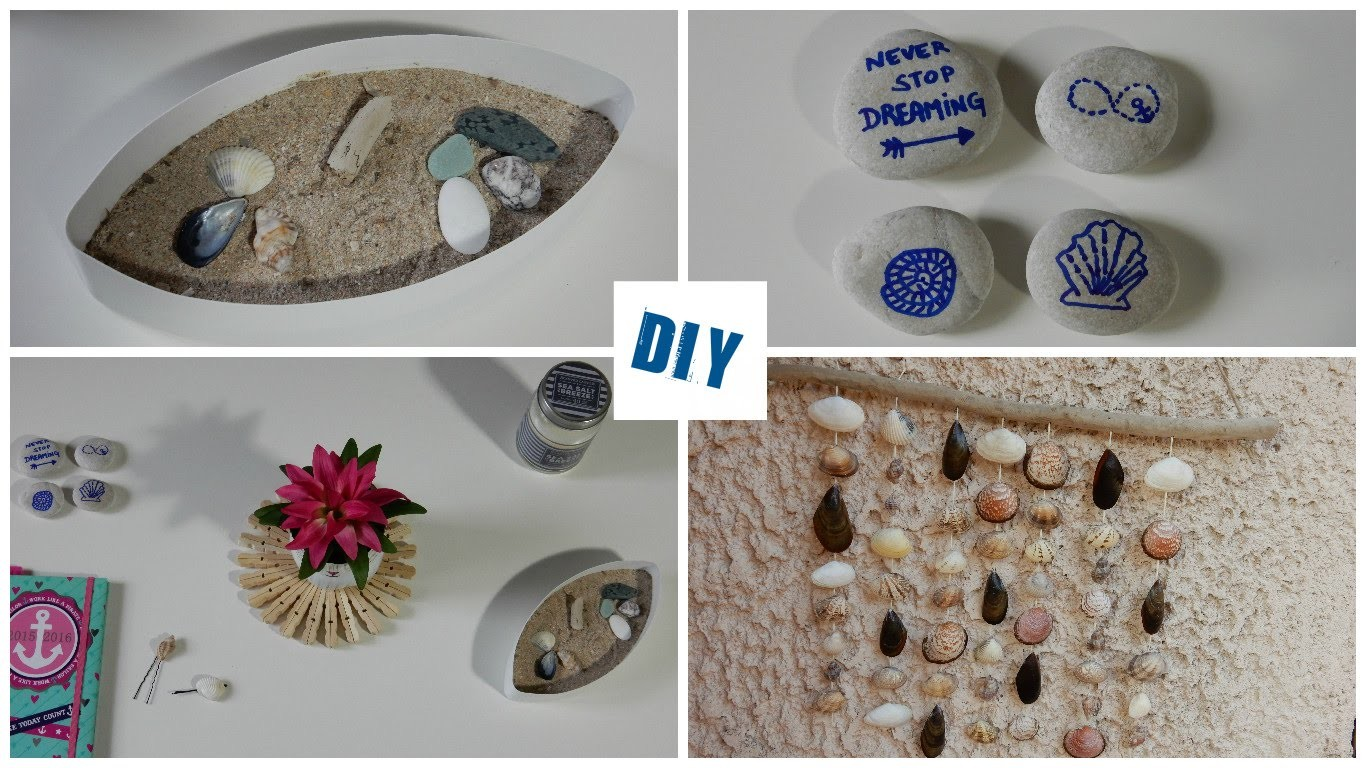 Nautical themed decor room #3 - Beach decor DIY