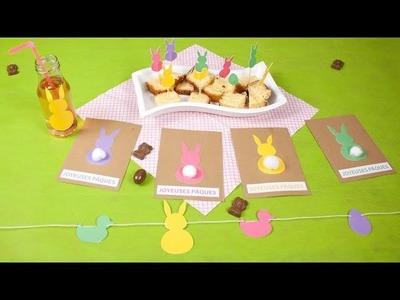 Pâques - diy  3 idées déco