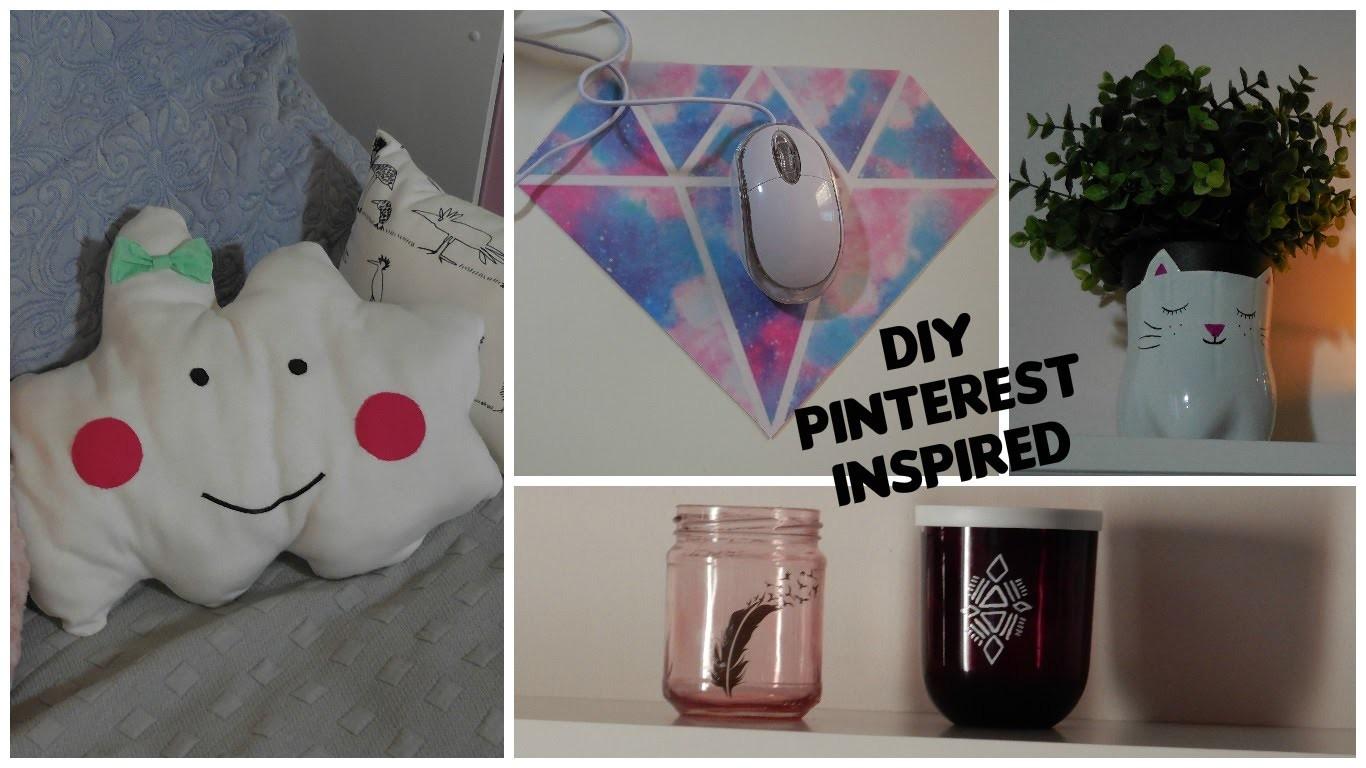 Room decor DIY. Déco - Idées cadeaux à faire soi-même. Gifts