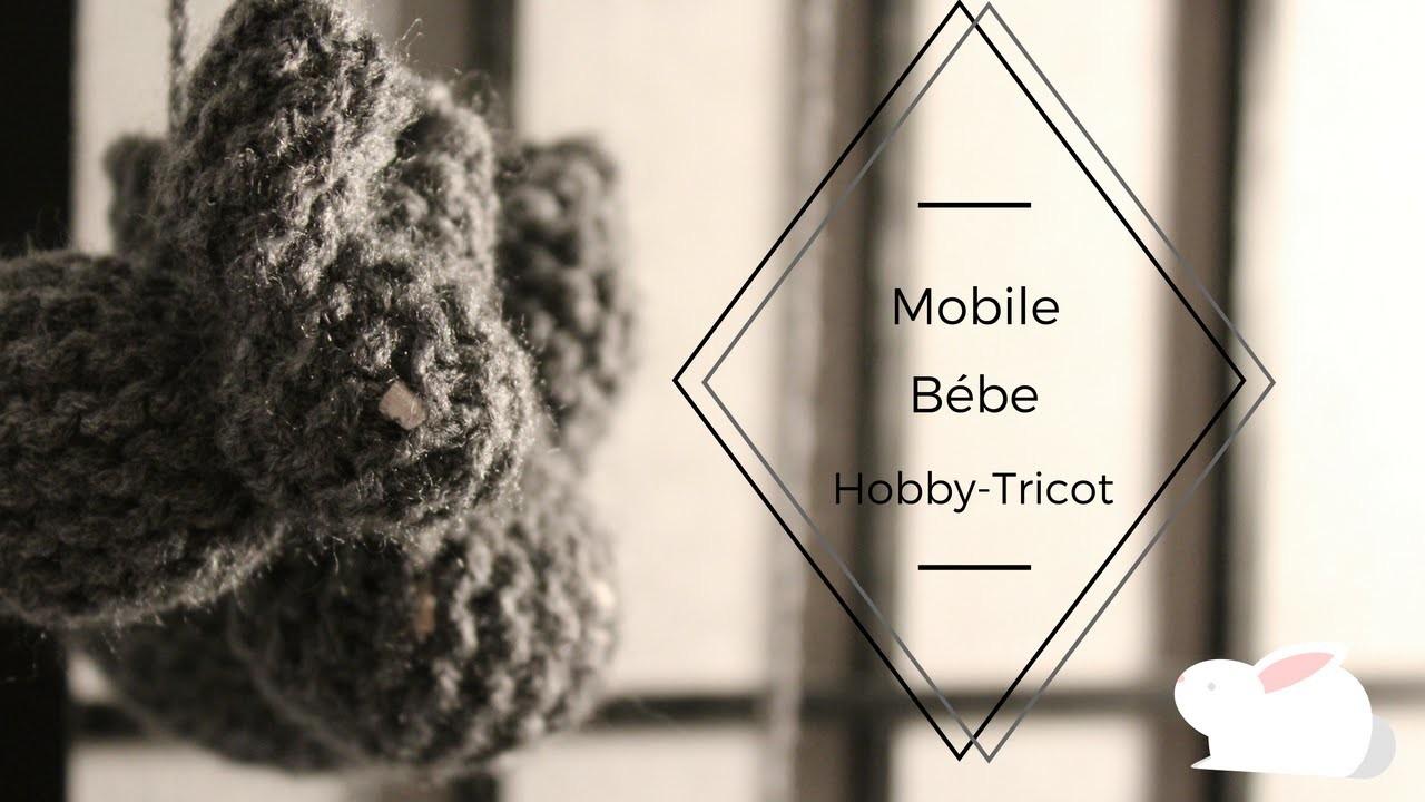 tuto tricot diy mobile lapins. Black Bedroom Furniture Sets. Home Design Ideas